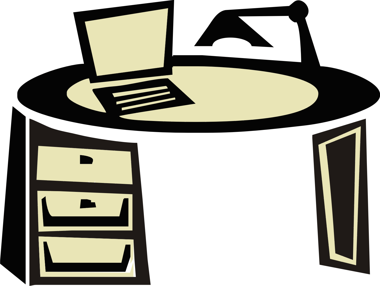 Office Desk Icon Png Office/general work space