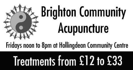 Brighton Community Acupuncture