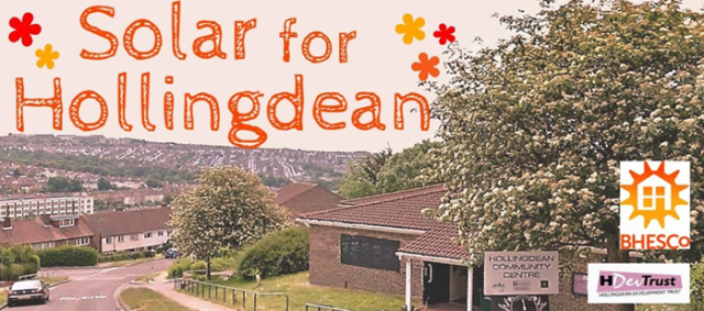 Solar for Hollingdean