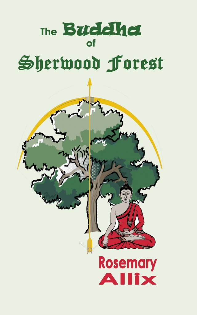 Buddha Sherwood front cover
