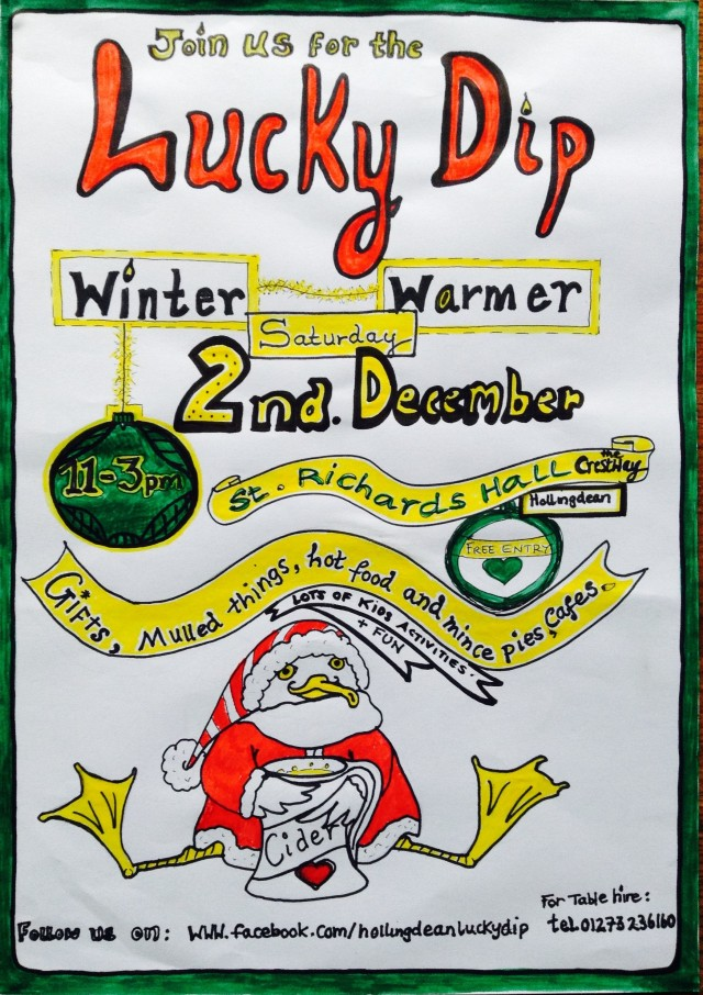 lucky dip fair 2nd december 2017