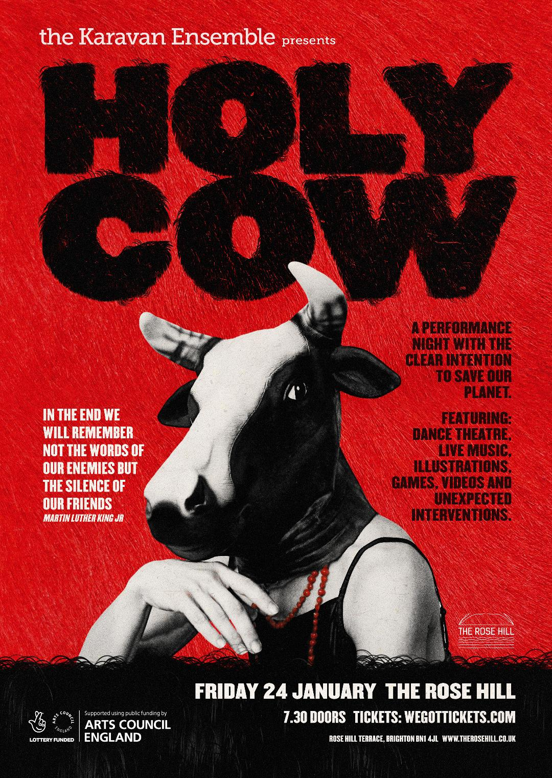 Holy Cow final poster Foz
